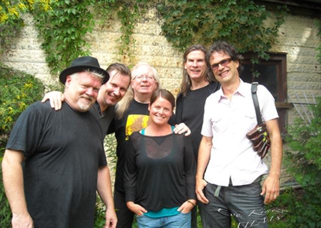 The Jeff Healey Blues Band & Lainie Knox