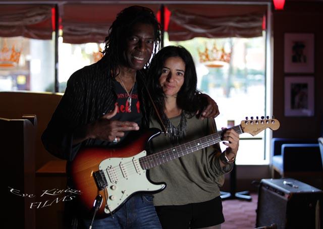 Toney Springer & Eve Kinizo