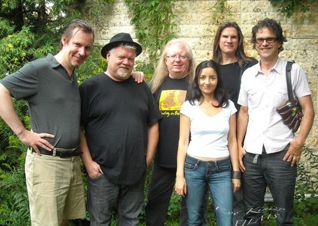 The Jeff Healey Blues Band & Eve Kinizo