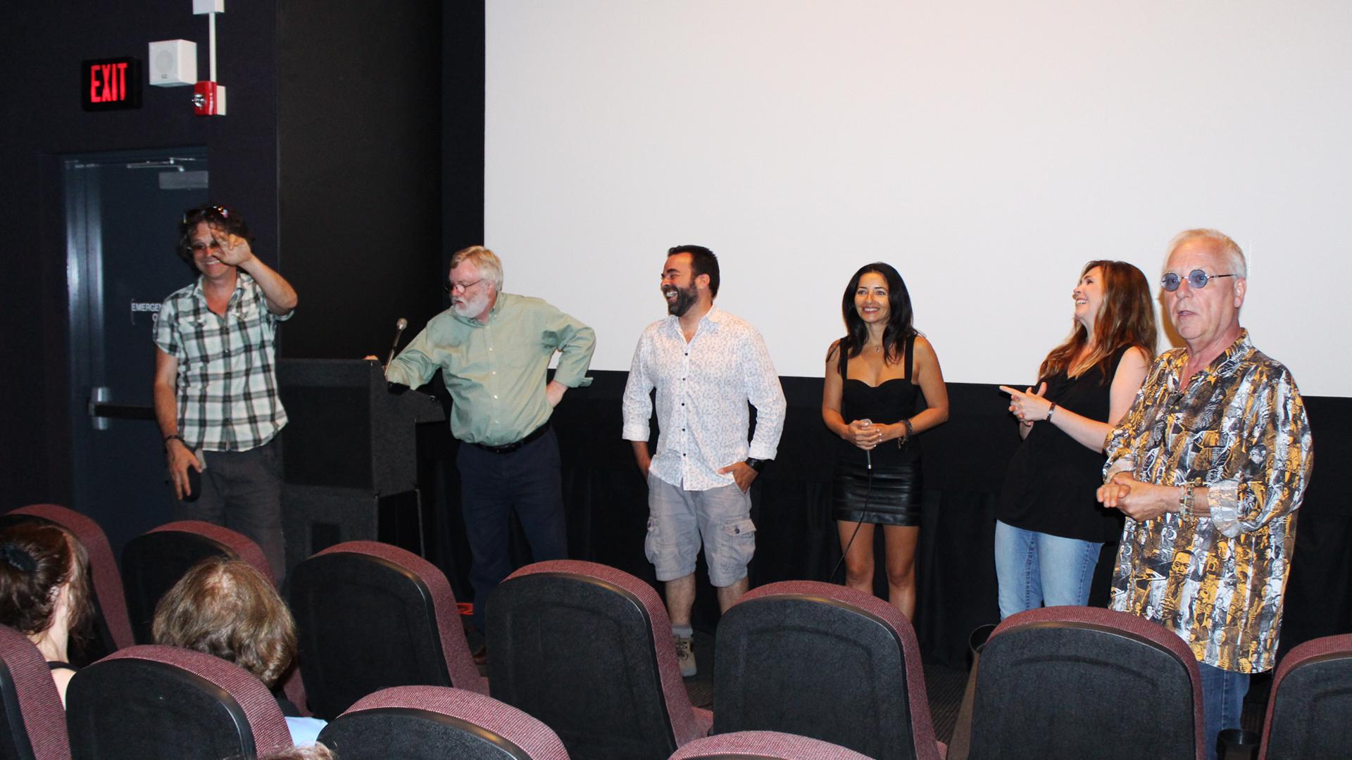 Healey's Hideaway screening & Q&A