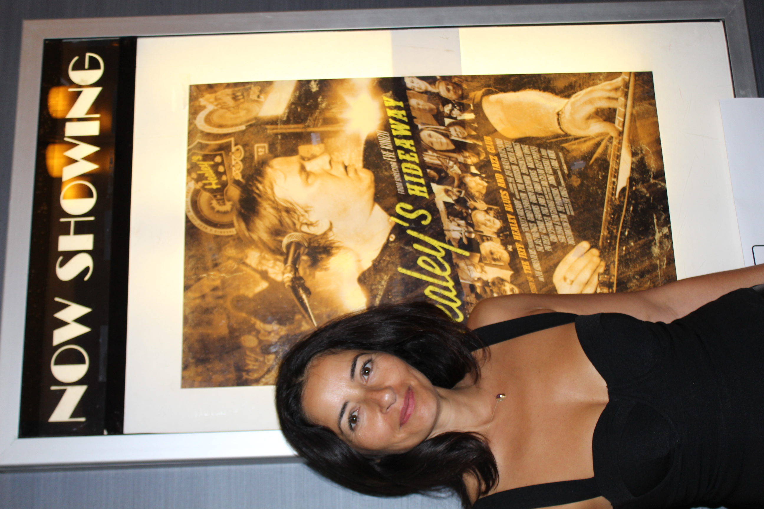 Eve Kinizo @ the Healey's Hideaway screening