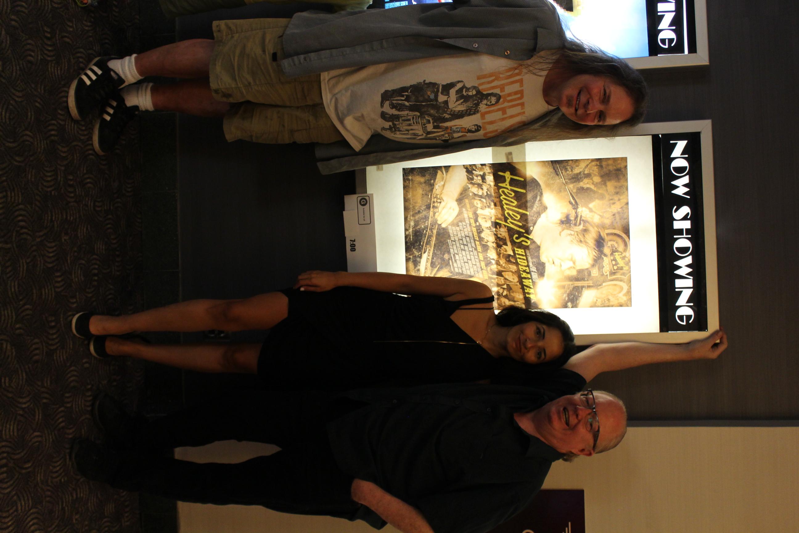 Michael White & Pat Rush @ Healey's Hideaway