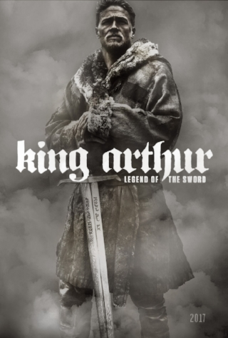 King Arthur/ Stereo D -3D conversion -2017