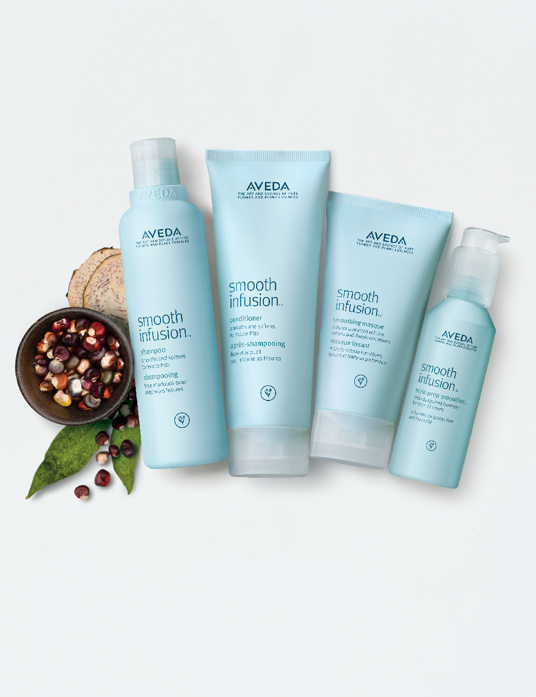 AVEDA Smooth Infusion™ range...