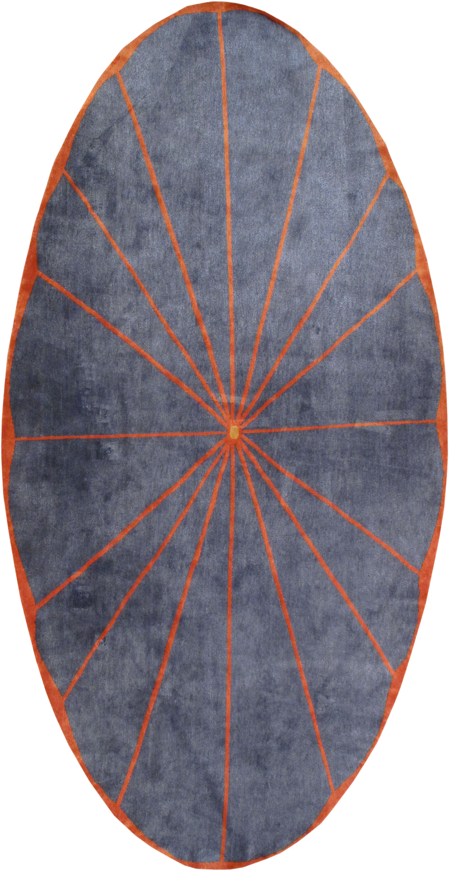 Deco Oval
