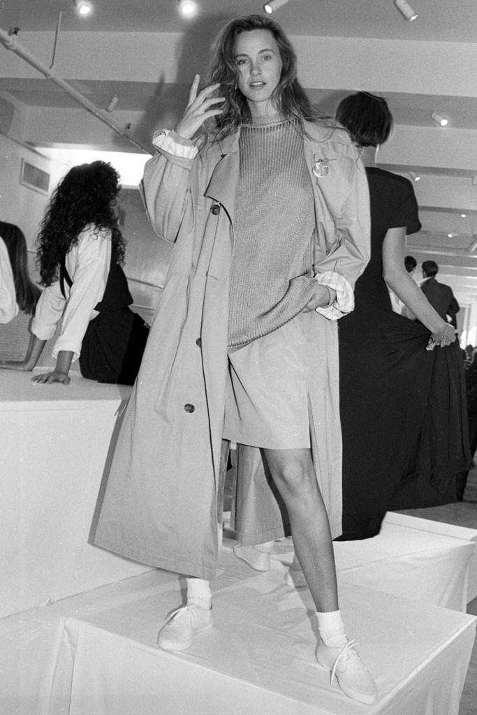Donna Karan's 1989 collection