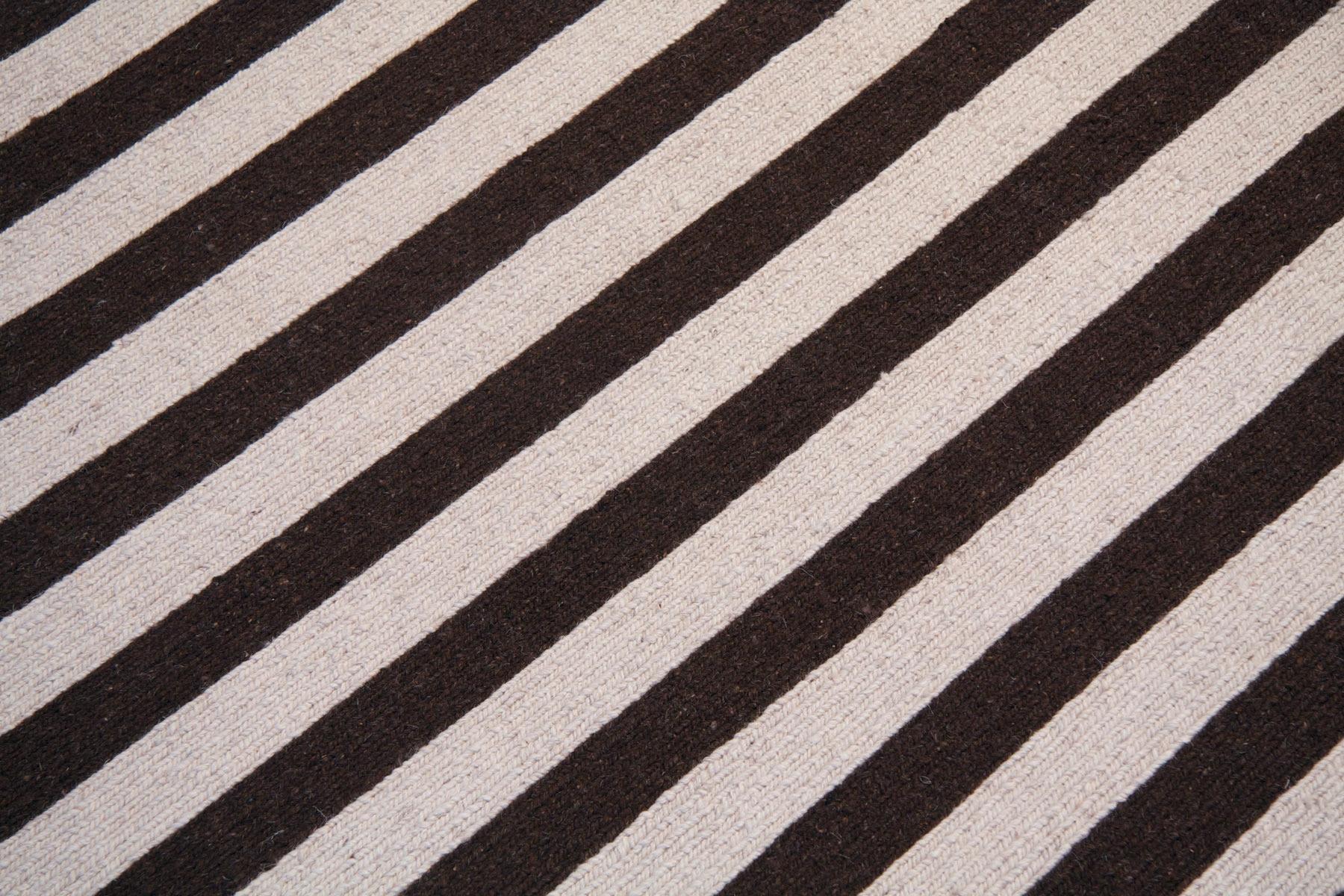 Carini Lang's Sumak stripes