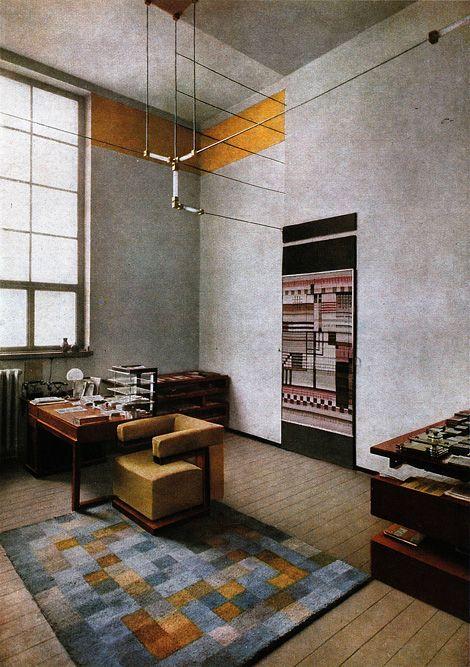 Walter Gropius's Office 1925