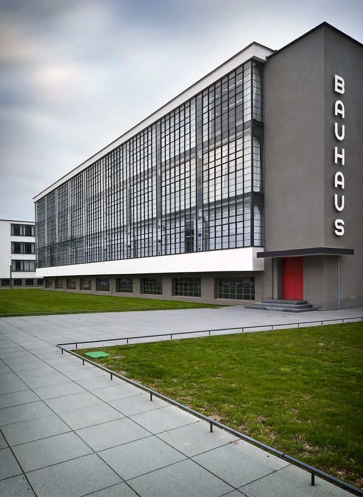 The Bauhaus School, 1925