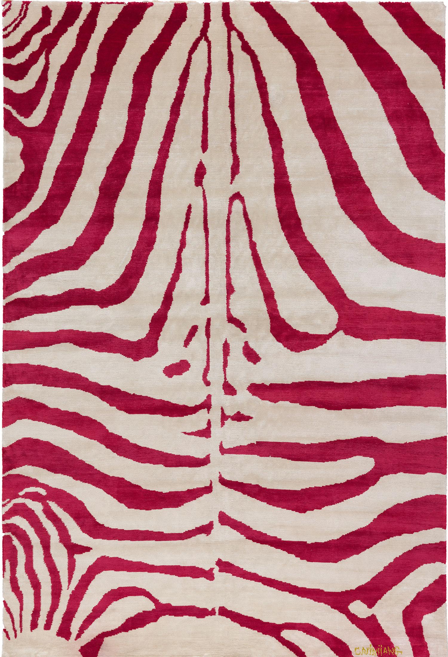 Zebra Magenta