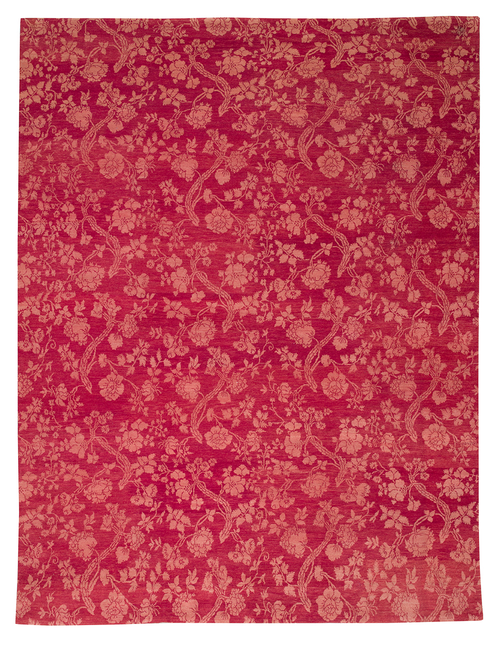 English Silk Red