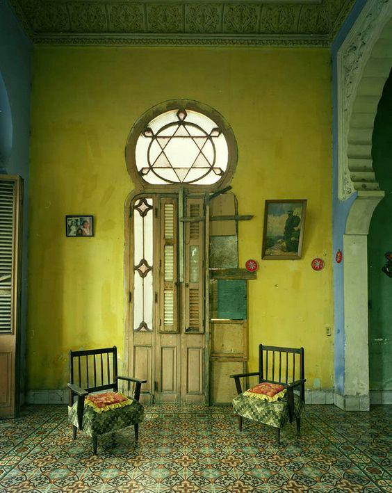 Inside a Havana Residence