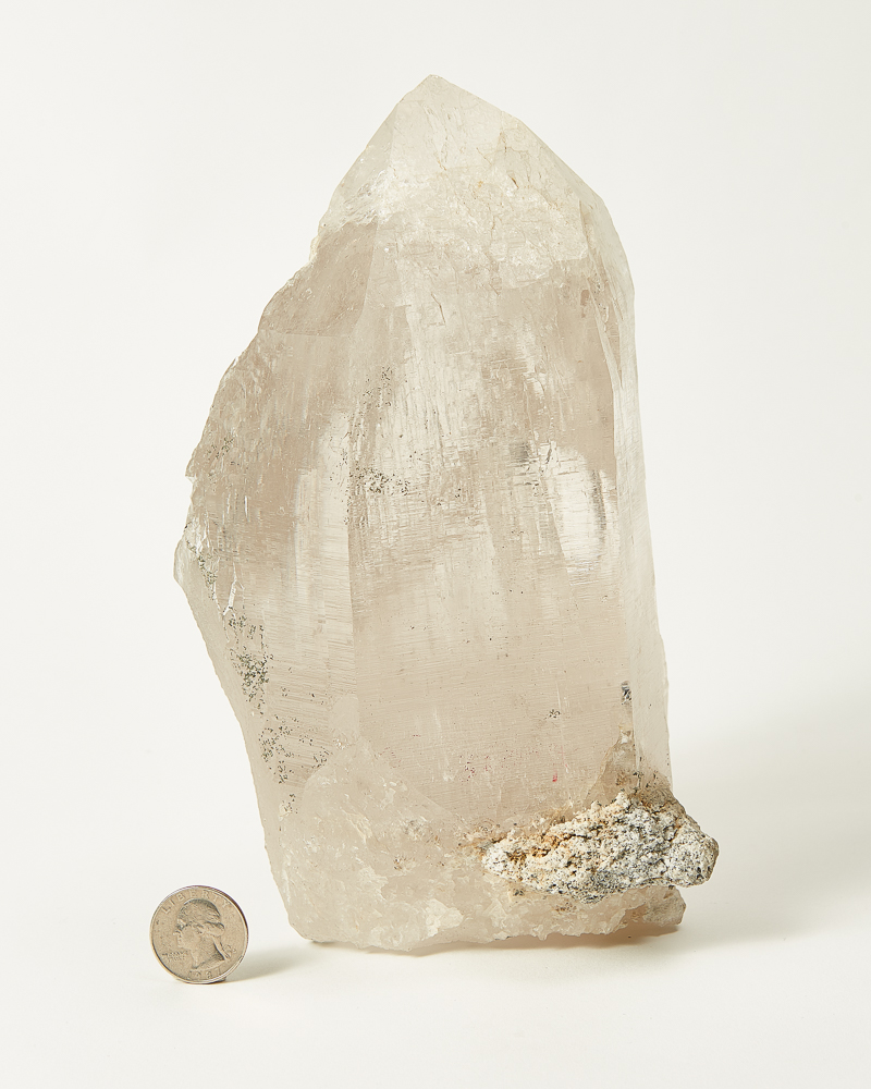 (CR001) Himalayan Crystal Quartz