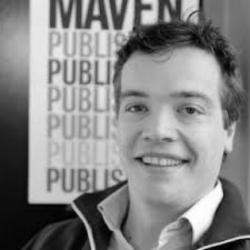 Sander Ruys  Founder Maven at Work &  Founder Maven Publishing