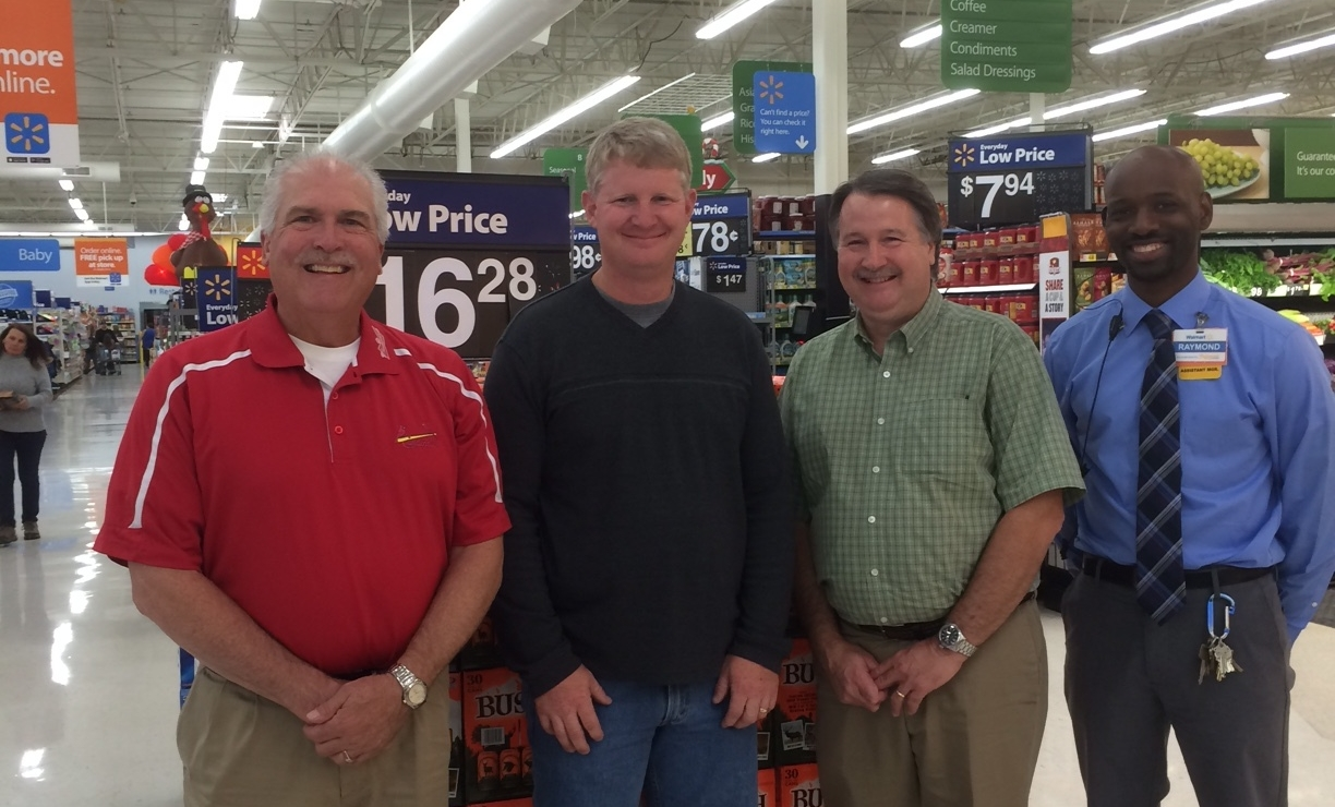 Chris Jefferies (2nd from the Left) is your Ultimate Fall Hunter's Giveaway for 2016!