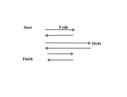 5-10-5 short ladders