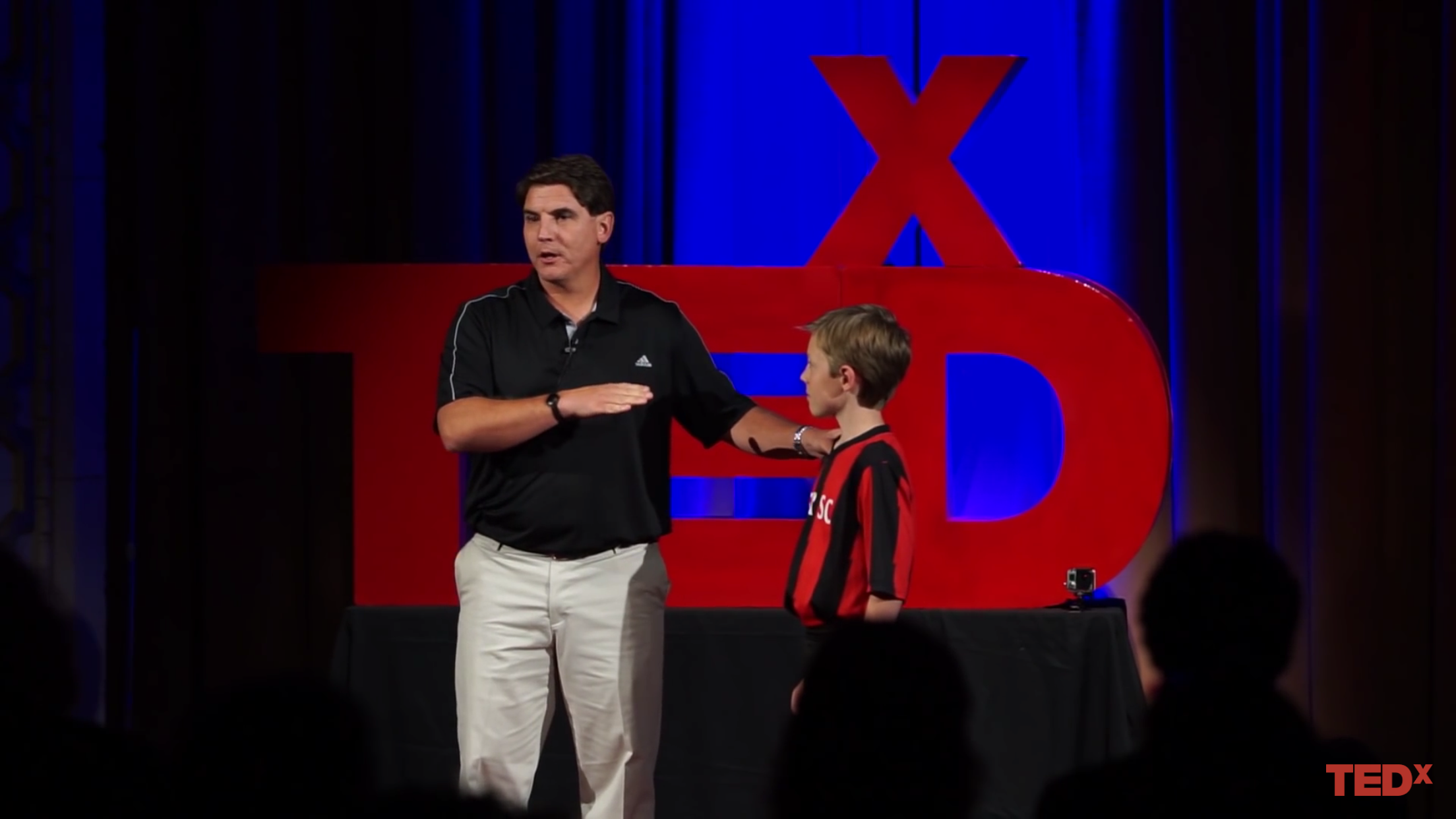 coach reed at tedx
