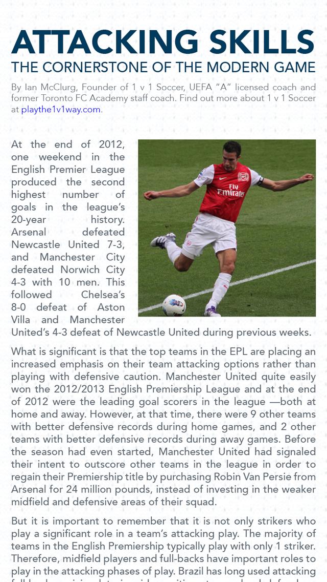 attacking skills