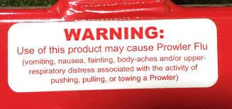 prowler flu