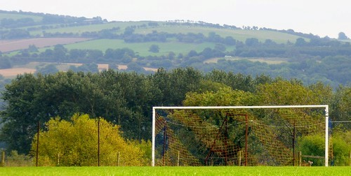 """ Churchstoke v Builth Town "" ( CC BY 2.0 ) by  grassrootsgroundswell"