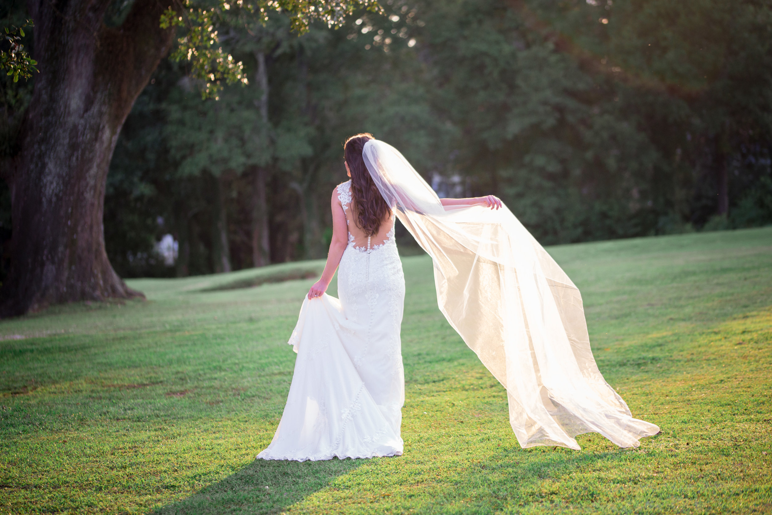 lauren bridal session mobile pensacola photography