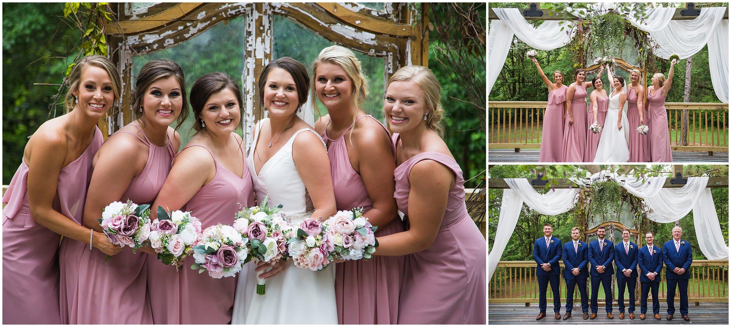 Bella Sera Gardens Alabama Wedding Photographer Videography Briana Zac_0019.jpg