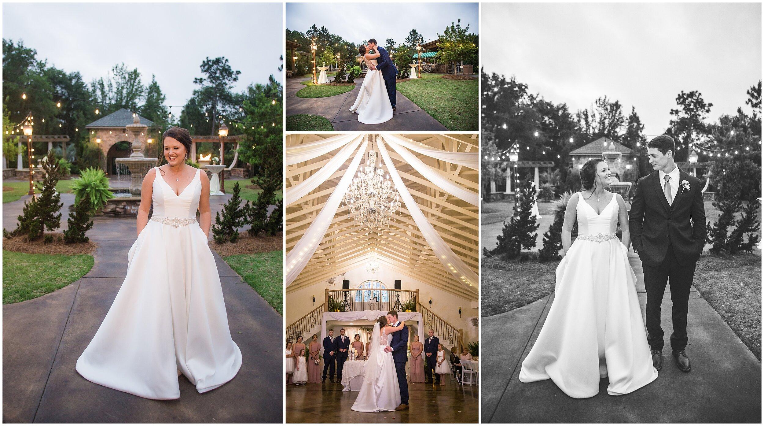 Bella Sera Gardens Alabama Wedding Photographer Videography Briana Zac_0029.jpg