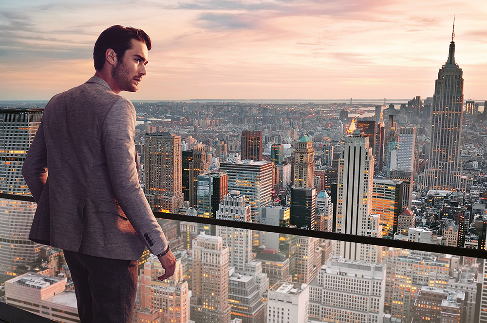 Top of the world - Advertising