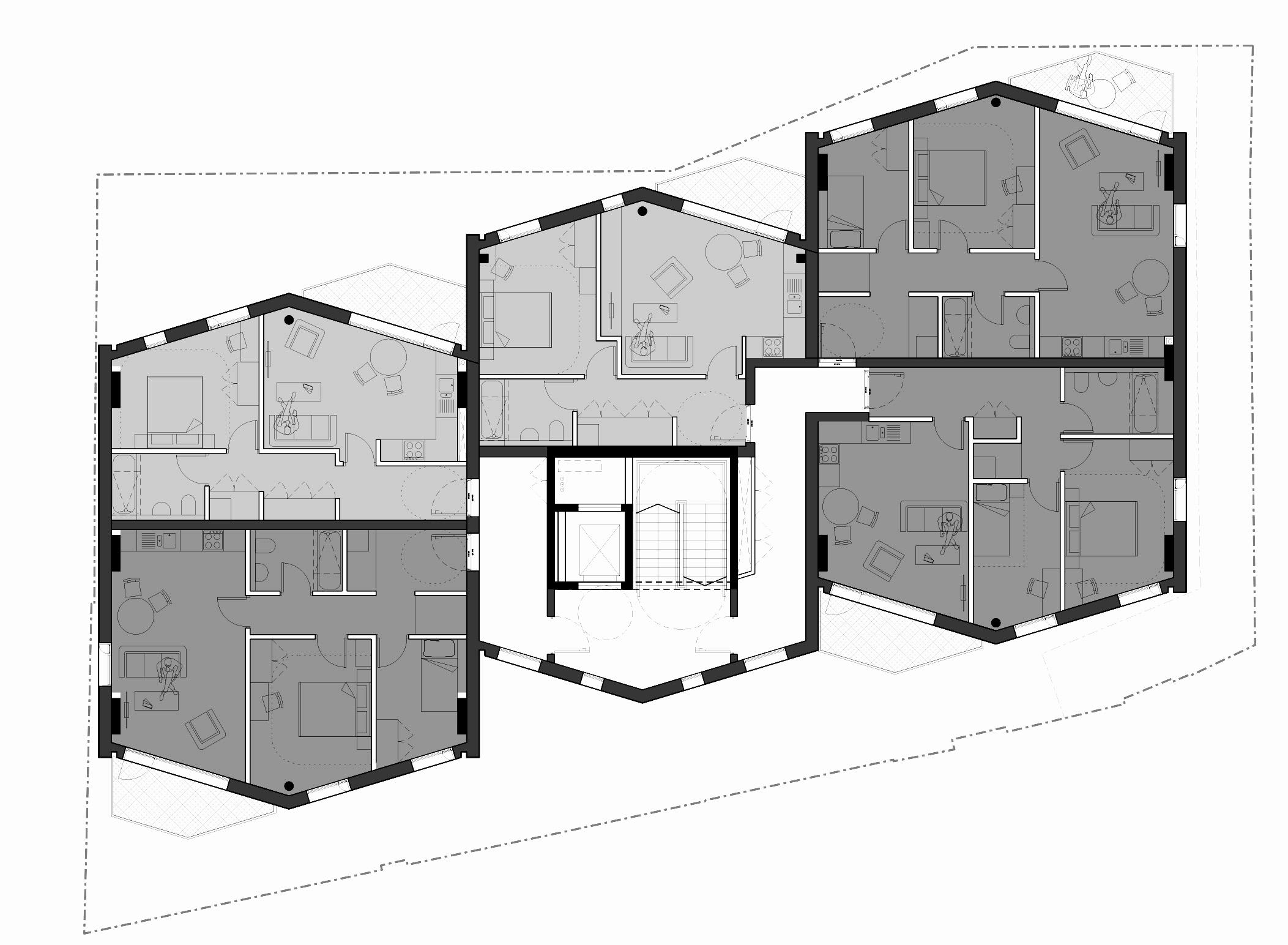 Plan_Typical upper level_Grey.jpg