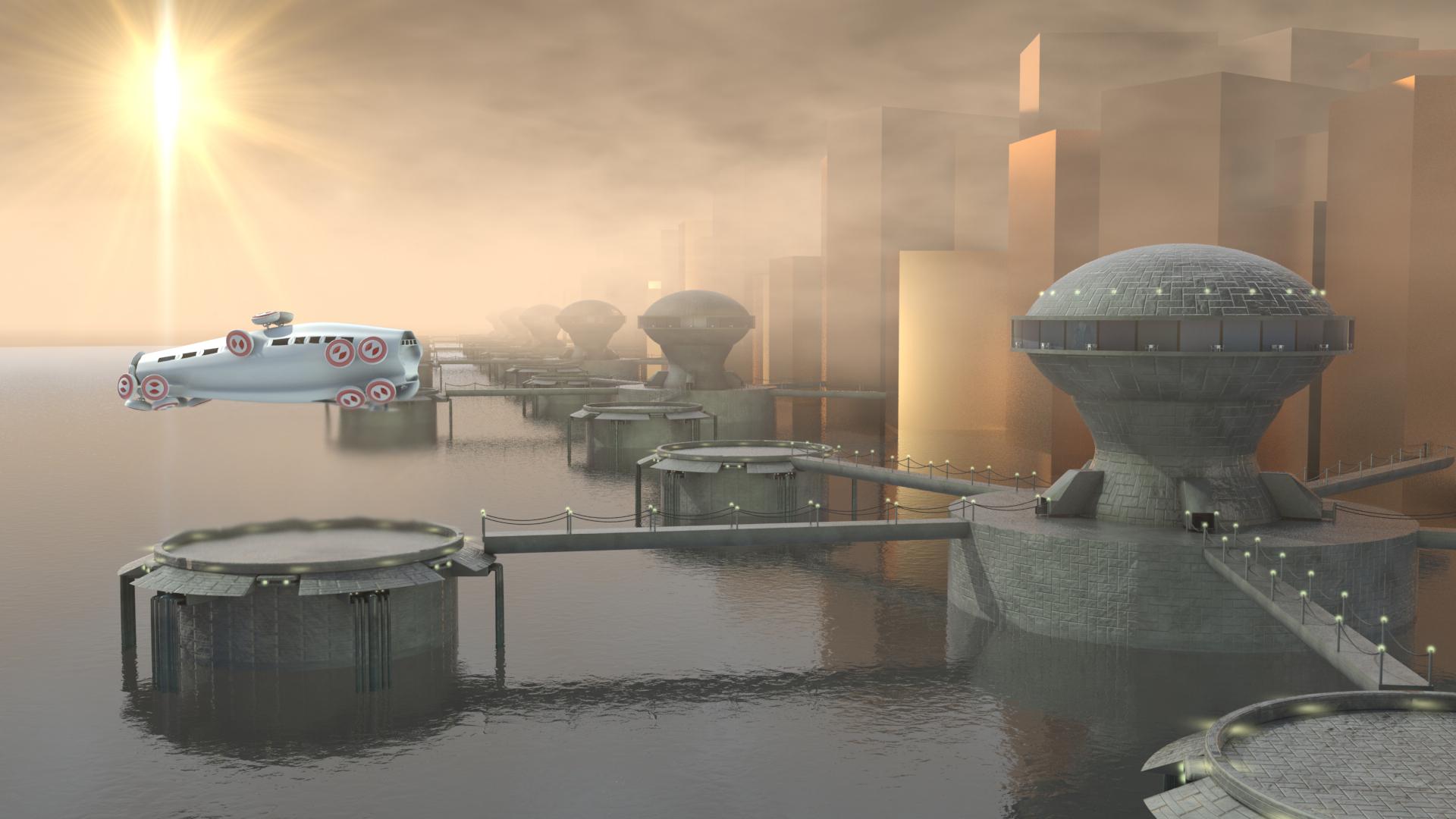 Cube Dock