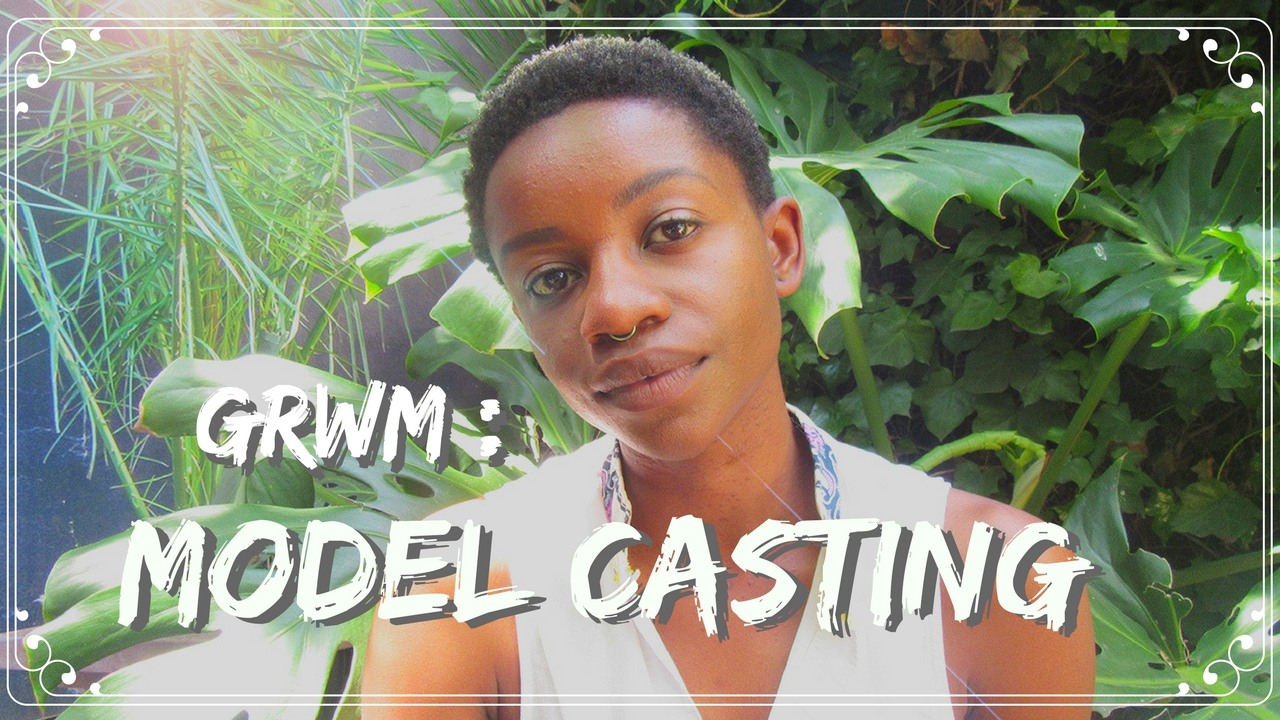 Get Ready with me for a Casting (Video Make-Up Tutorial)