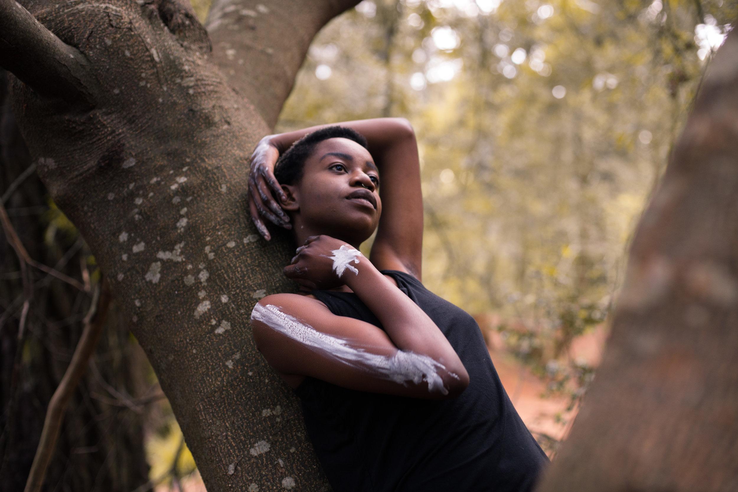 A Forest Dance: Editorial + BTS Vlog