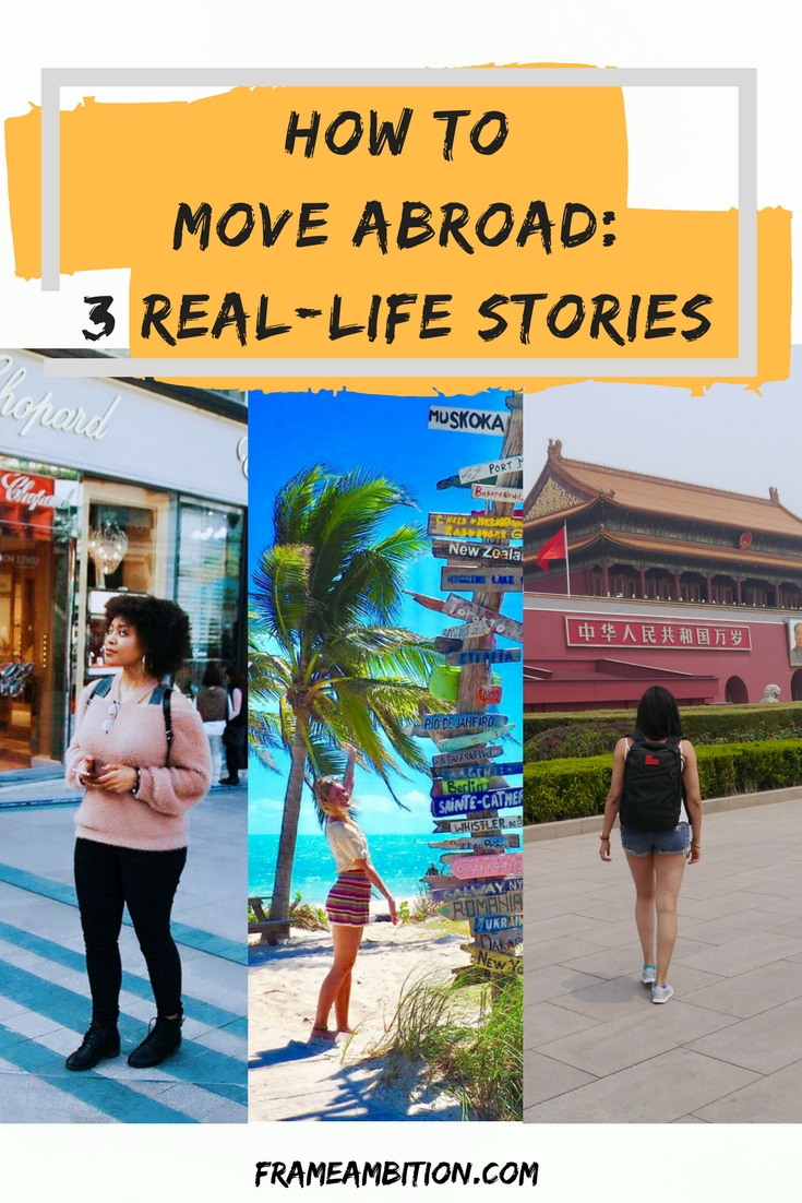 PART 1: How to Move Abroad