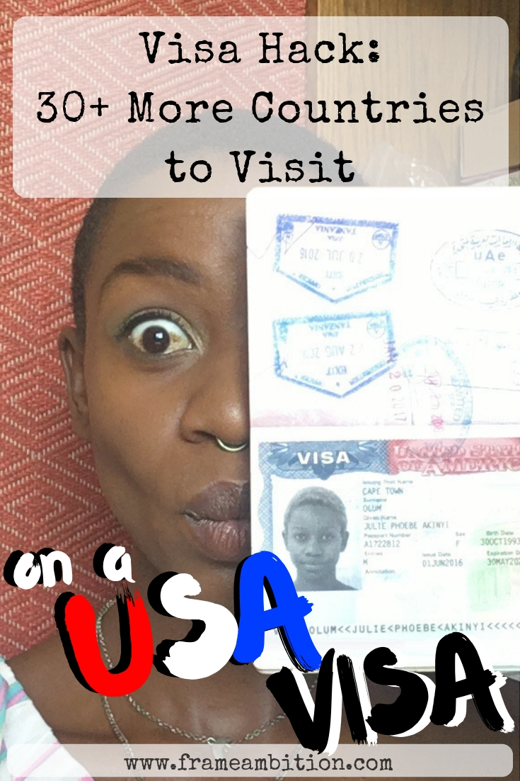 how to get a usa non immigrant visa