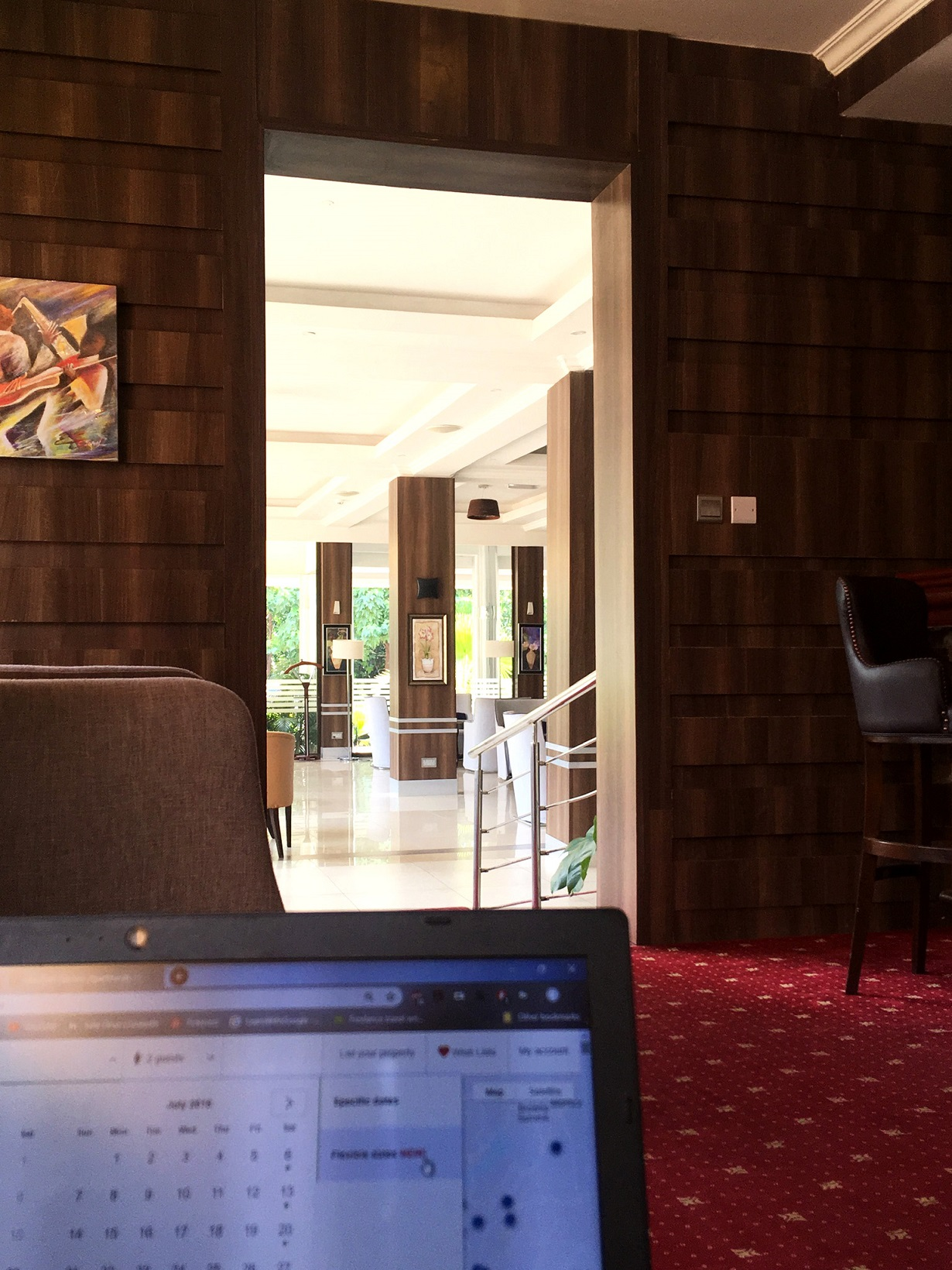 top hotels in kisumu