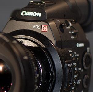 CANON C300 KIT