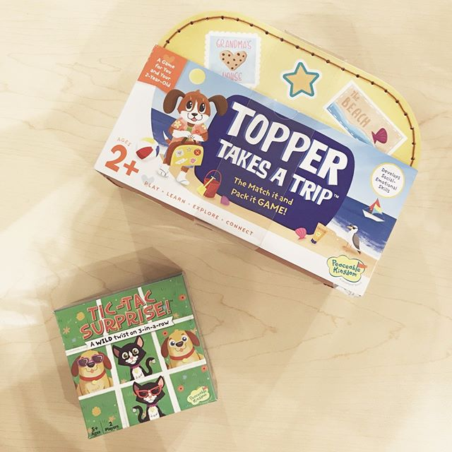 New games from Peacable Kingdom to add to your collection! Always fun, always educational! . . . #pdxkids #pdxmom #portlandoregon #peaceablekingdom #cooperativegames #hawthorneblvd #hawthornepdx