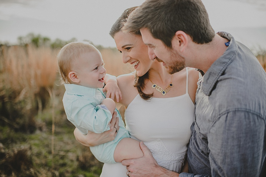 One year photo by: Brianna Forster Photography