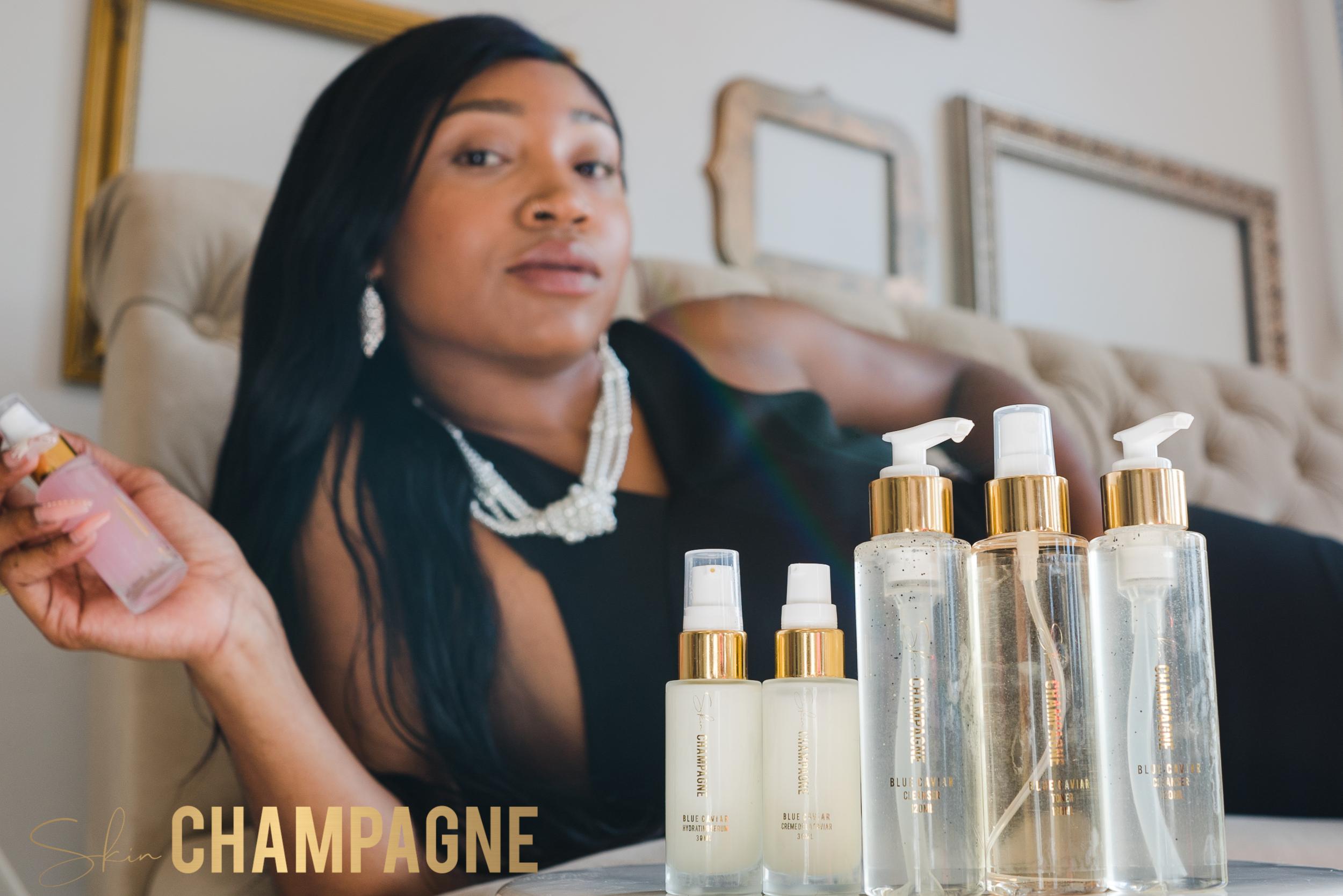Photo credit: Skin Champagne