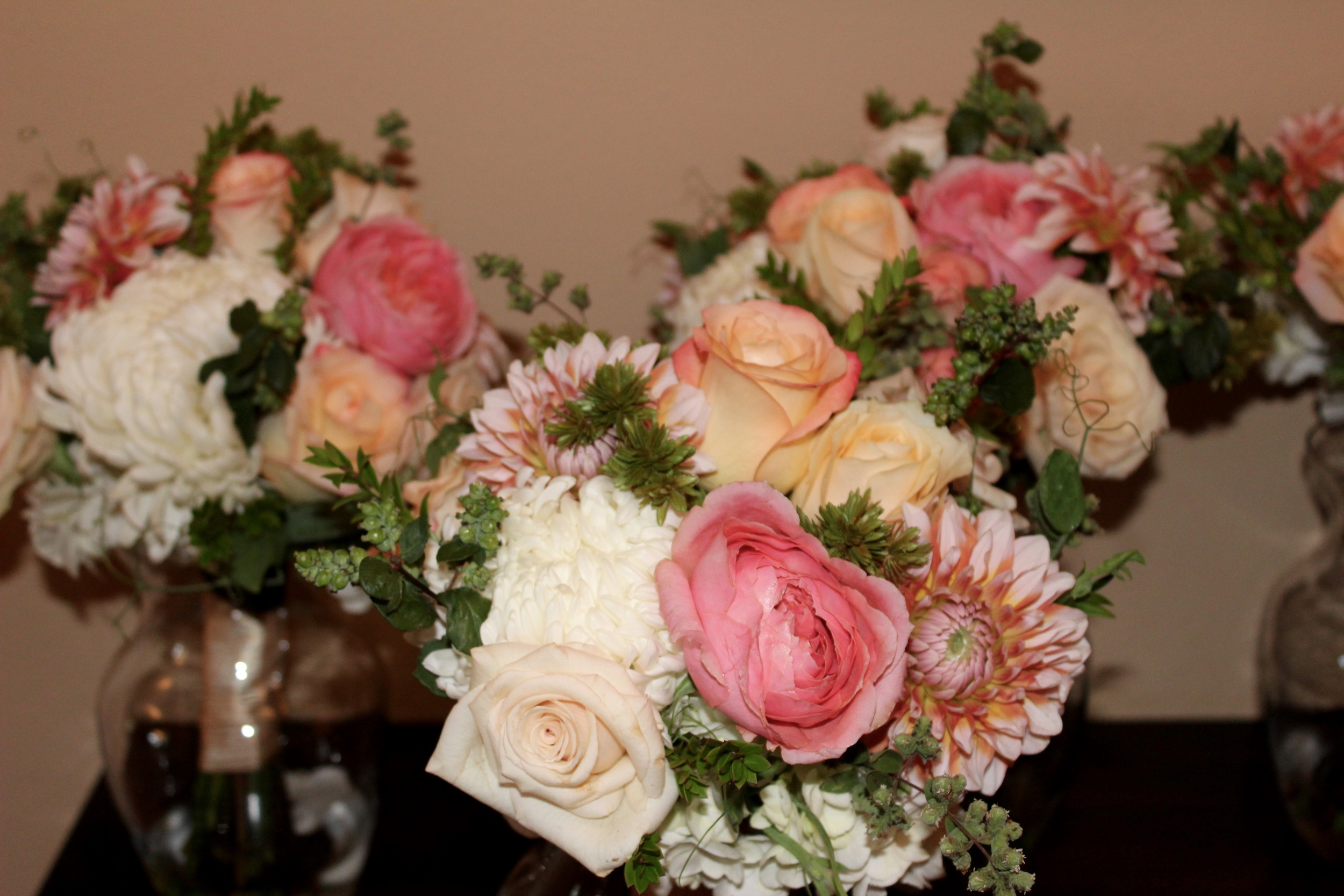 Gorg bouquets!