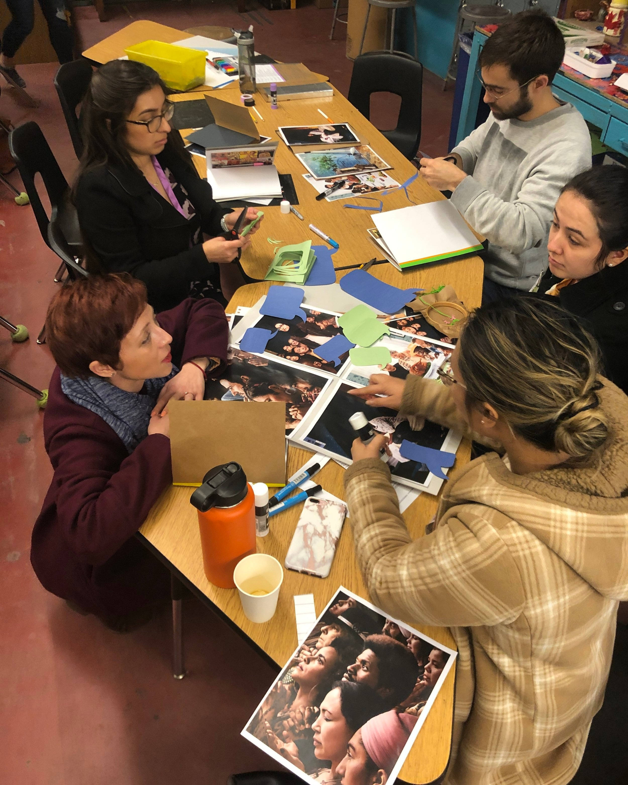 Making connections with FDR's Four Freedoms speech, Norman Rockwell's artwork and the contemporary counter narrative from Hank Willis Thomas and the For Freedoms Project. Teachers ask: What is the architecture of freedom in our classrooms and teaching practice?