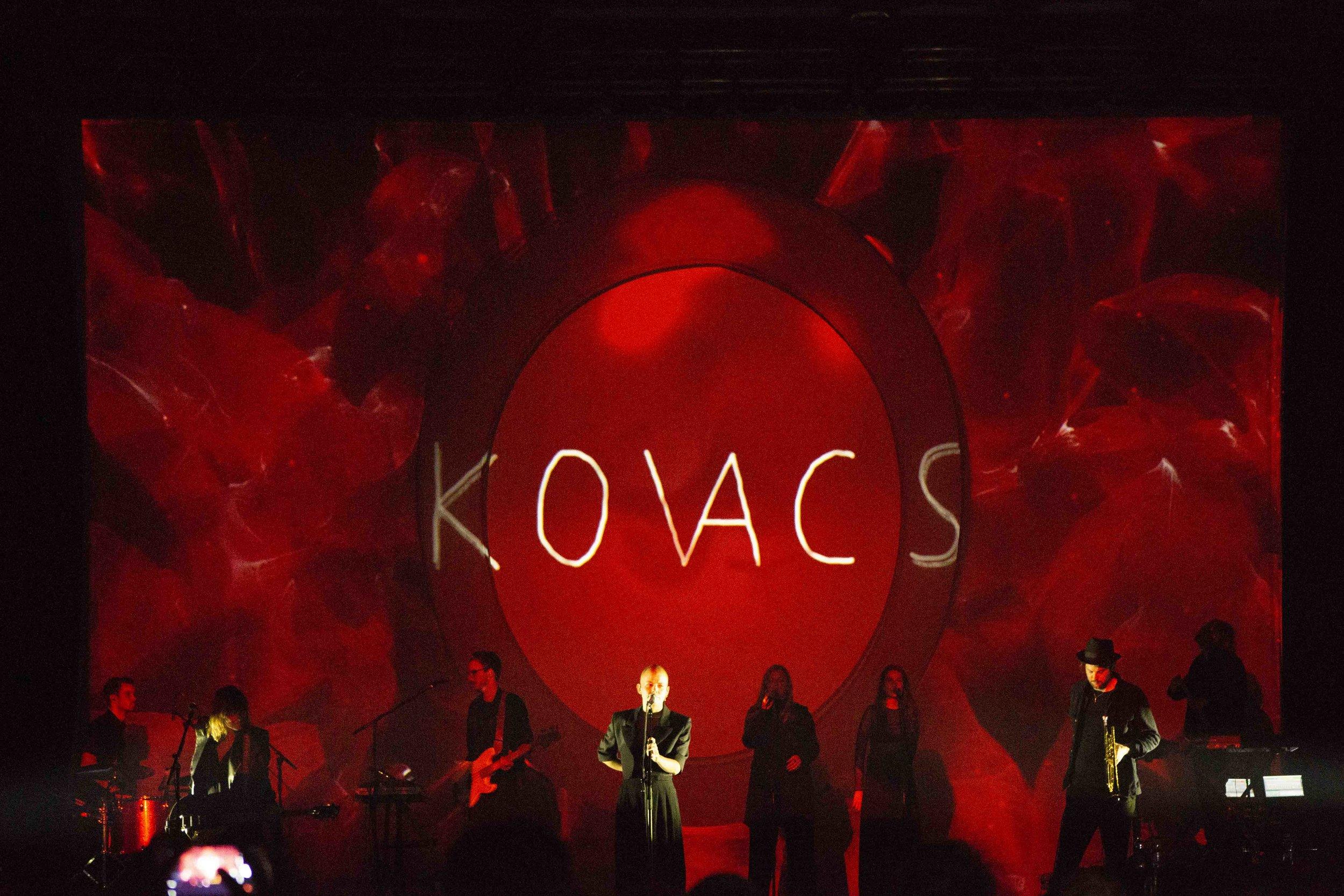 Kovacs: 2018 Cheap Smell Tour