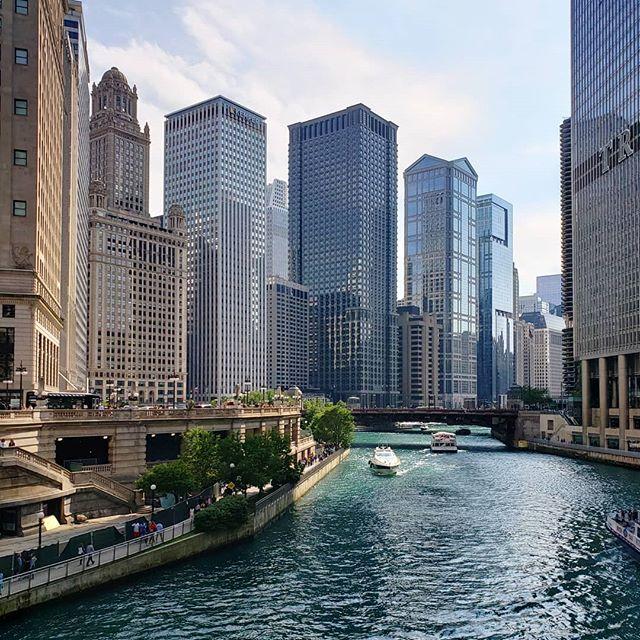 #chicago #chicagoriver