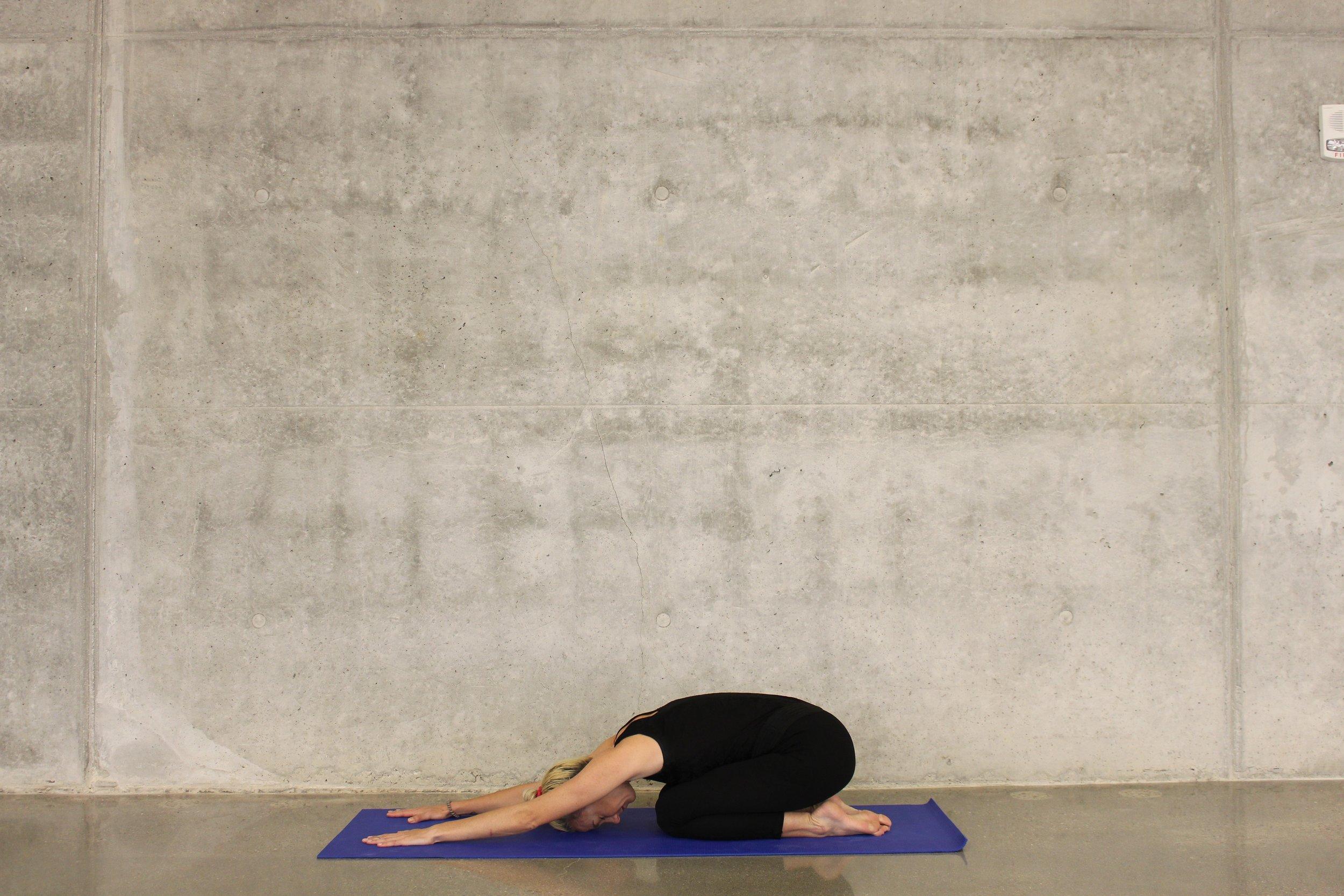 Cours de yoga -