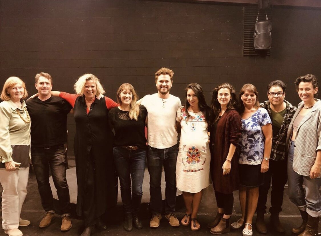 BURN ME DOWN - Reading of Joanna Garner's new play(commissioned by Seattle Rep. at Teatro Paragaus. Directed by Jessica Hanna. Role: Hanna (lead).ACTOR