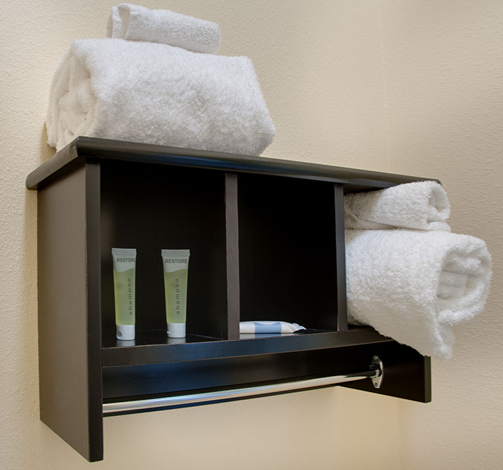 HP-S335 Towel Shelf