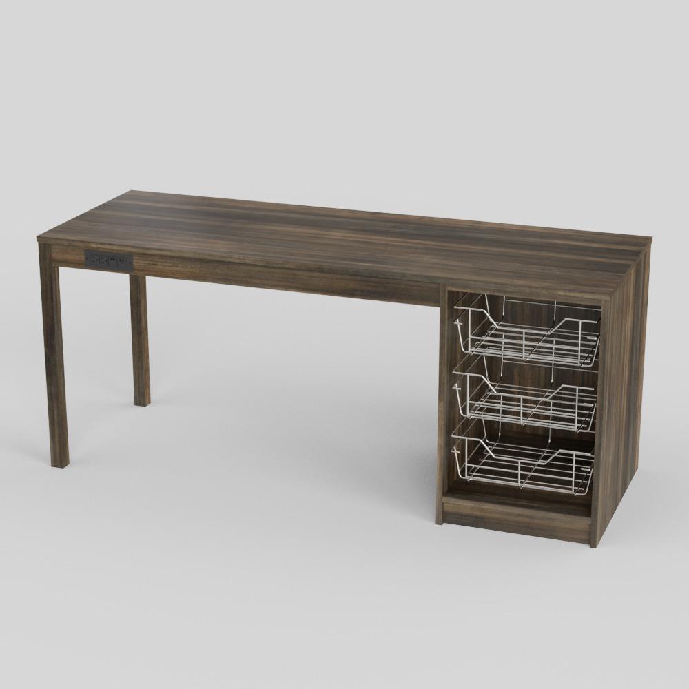 bronzed-steel_beigewood__unit__GR-103__ada-desk-with-baskets.jpg
