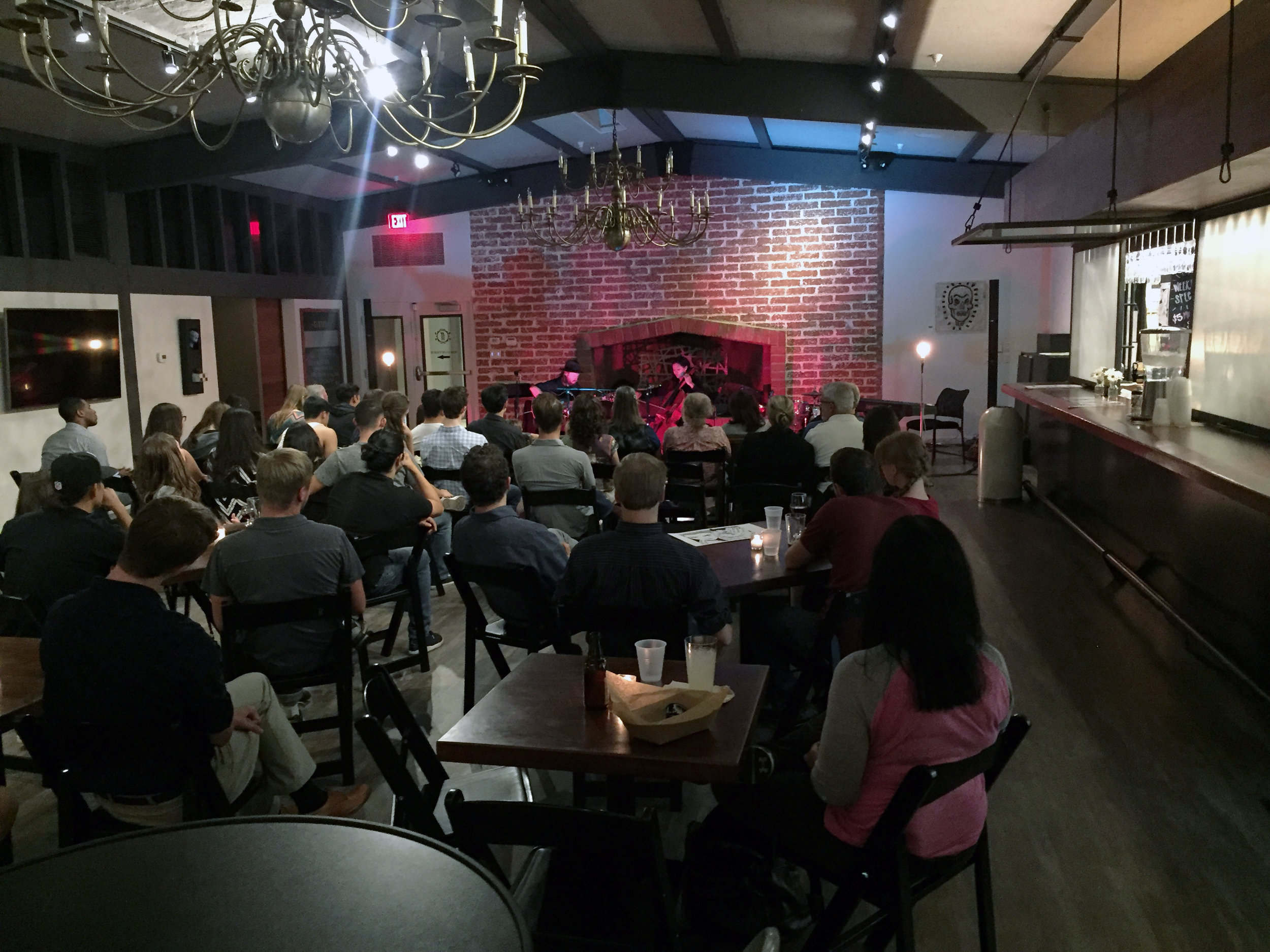 The Commons hosts a variety of events, including live music!