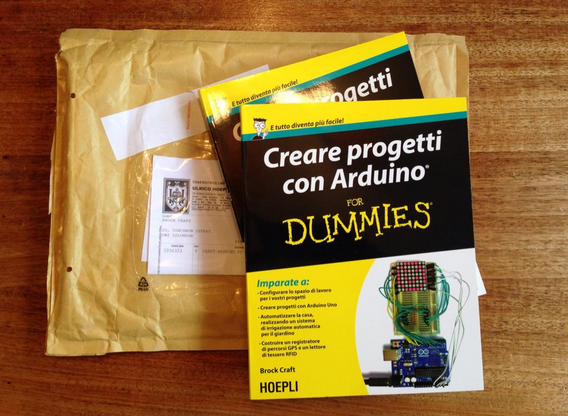 Also available in (fittingly)...Italian!