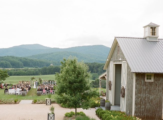 Wedding at Pippin Hill